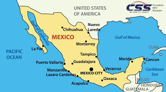 Mexico seo services