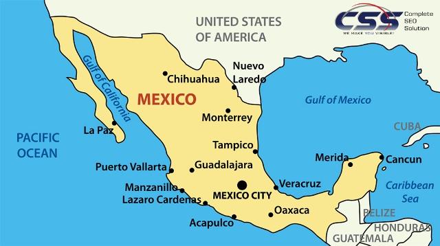 Mexico seo services